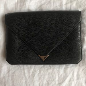Alexander Wang Rose Gold Envelope Bag